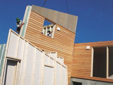 Rivestimento In Legno Per Pareti Esterne : Pannelli in legno per rivestimenti esterni rivestimenti esterni